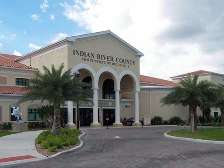 Indian River County Administration Building Vero Beach Florida