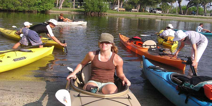 Kayak Tours Click For More Information