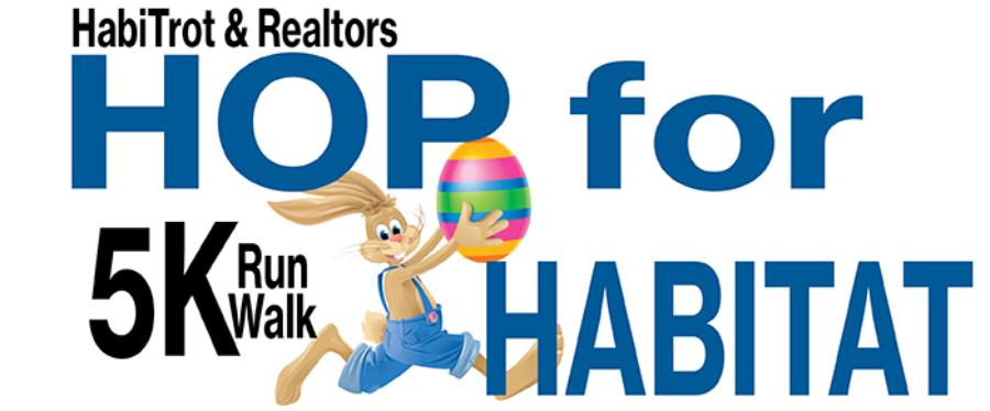 HabiTrot and Realtors 'Hop for Habitat' 5K Run/Walk