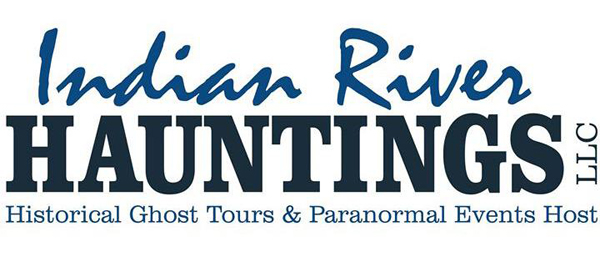 Indian River Hauntings logo