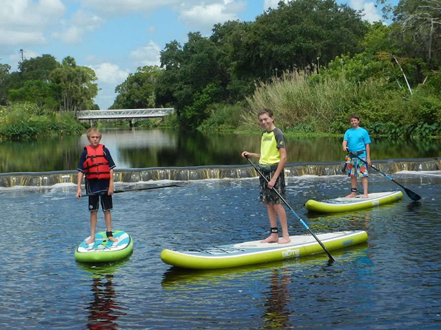 Standup Paddleboard (SUP) Safety SeaSup Go Vero Beach Florida