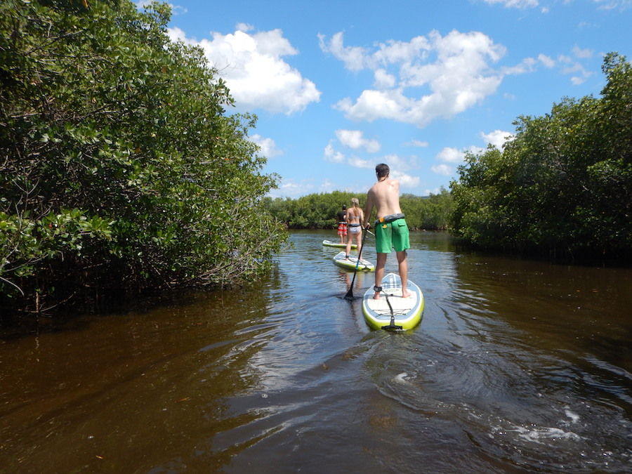 PADDLING MADE EASY IN VERO BEACH