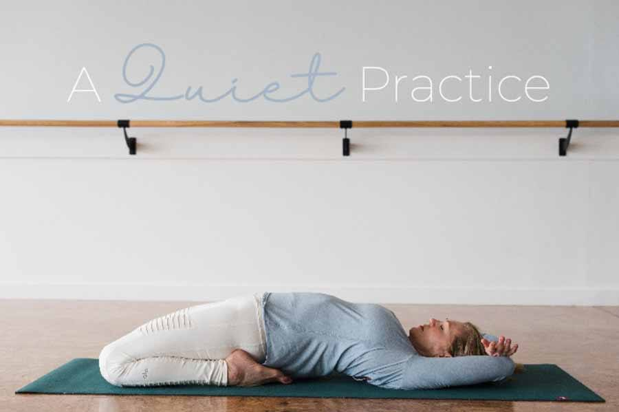 Nurturing Your Calm Center With Yin Yoga By Mary Replogle