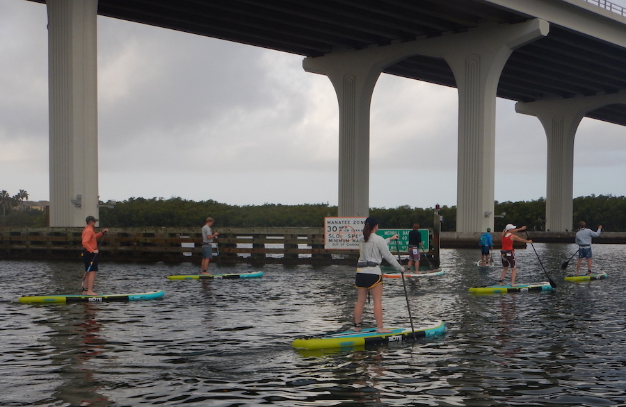 Paddle + Breakfast Tour Sea Sup Vero Beach Florida