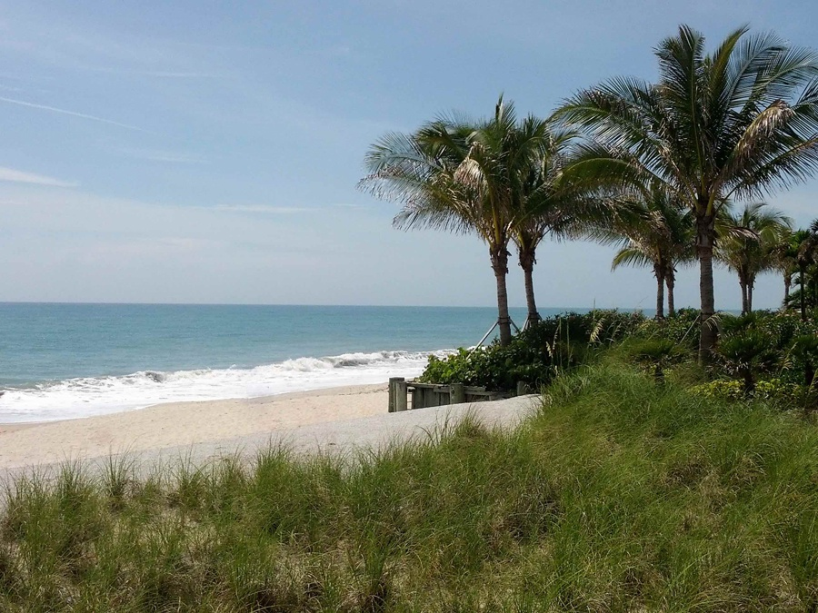 Humiston Beach in Vero Beach