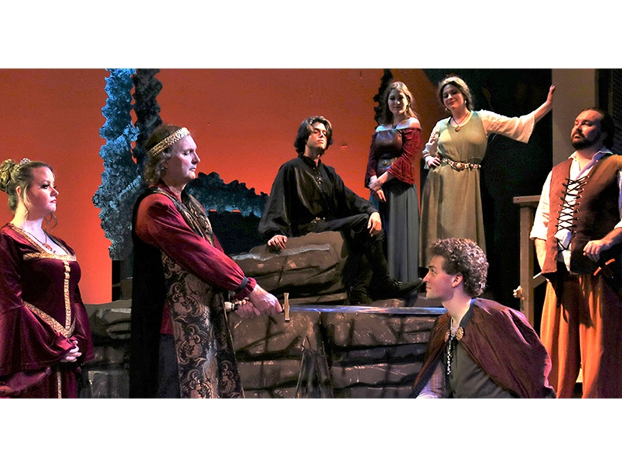 Camelot play at Theatre Guild