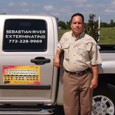 Bill Forte Owner Sebastian River Exterminating, Sebastian Florida