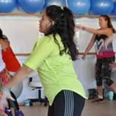 Group exercise classes in Vero Beach