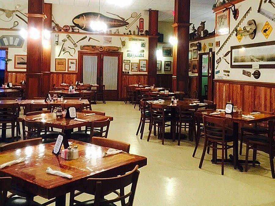 Marsh Landing Restaurant Fellsmere Florida