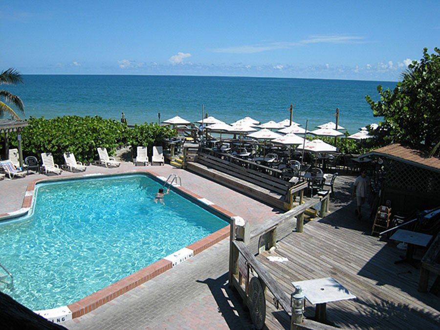 Driftwood Inn Vero Beach Florida Oceanside Pool