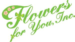 Deb's Flowers For You Logo