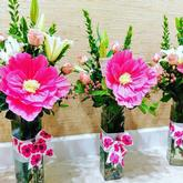 flower arrangements from Deb's Flowers For You in Vero Beach Florida