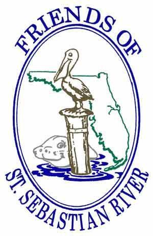 Friends of St. Sebastian River Logo Sebastian Florida