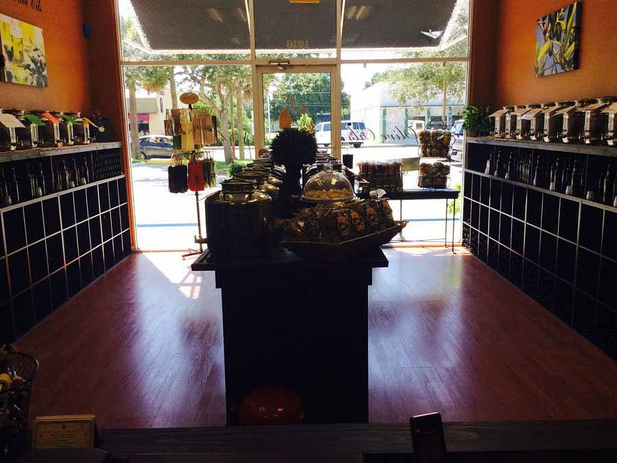 Carmine & Lucia's Olive Oils & Balsamics store view