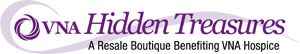 Hidden Treasures Thrift Shop Logo