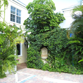 The Caribbean Court Boutique Hotel in Vero Beach Florida