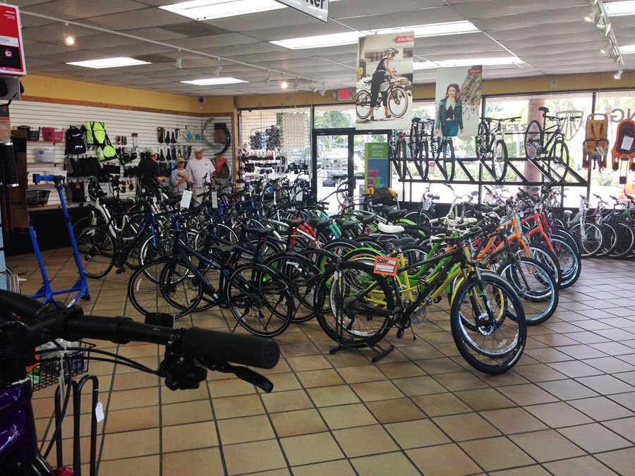 Orchid Island Bikes and Kayaks Vero Beach Florida