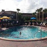 Poolside at Reef Ocean Resort Vero Beach Florida