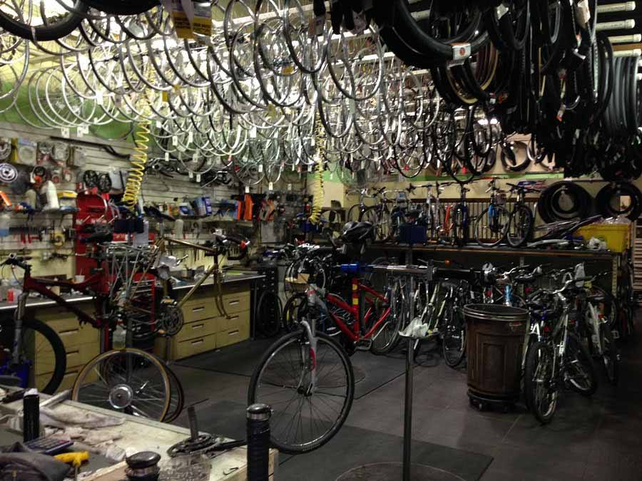 Alan's Bicycle Center bikes Vero Beach Florida