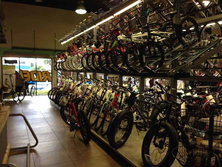 Alan's Bicycle Center bikes for sale Vero Beach Florida