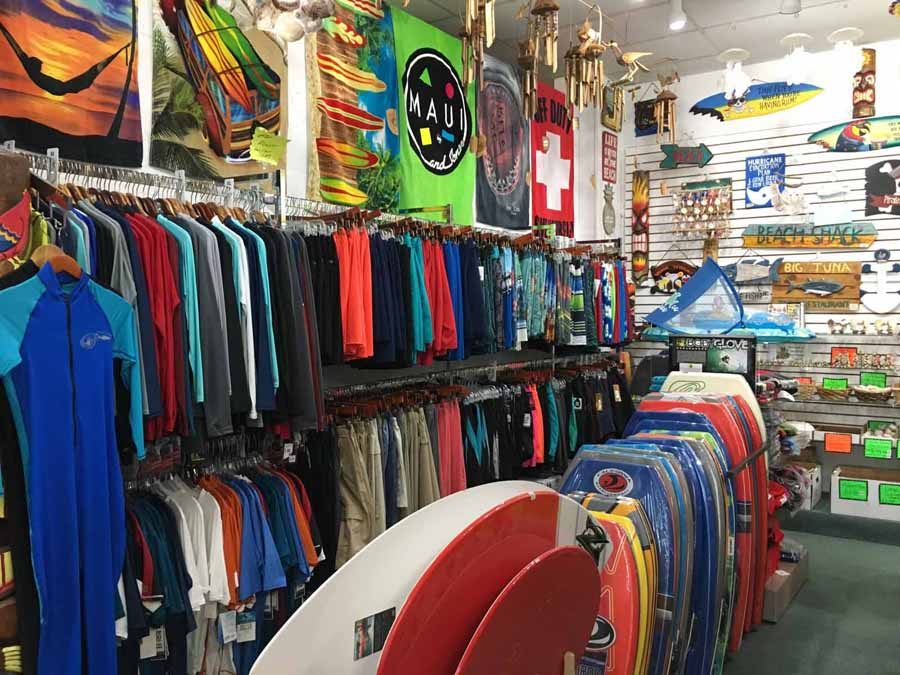 Wabasso Beach Shop Vero Beach Florida surf board sales and rental