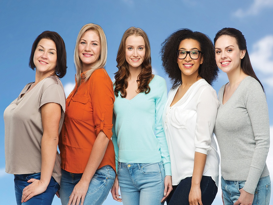 5 woman from the Women's Wellness Program Vero Beach FL