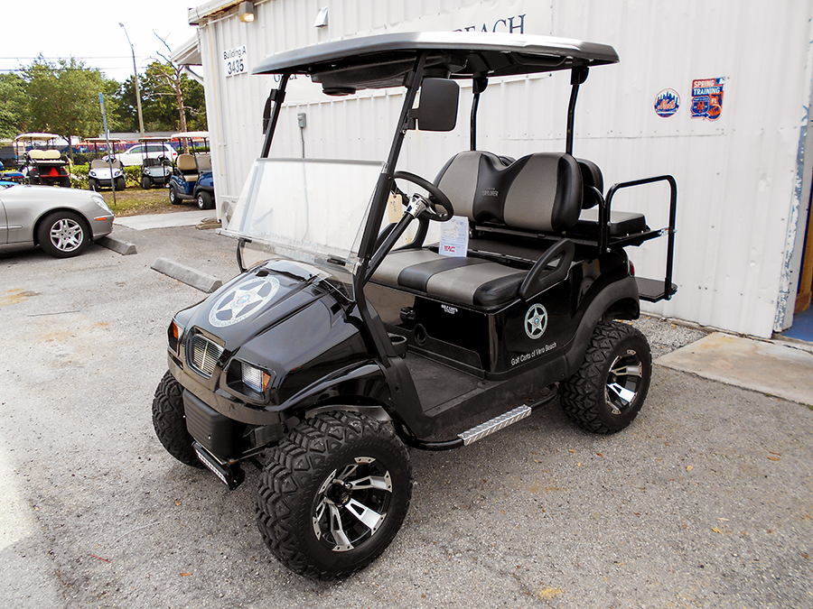 Vero Beach Florida Golf Carts