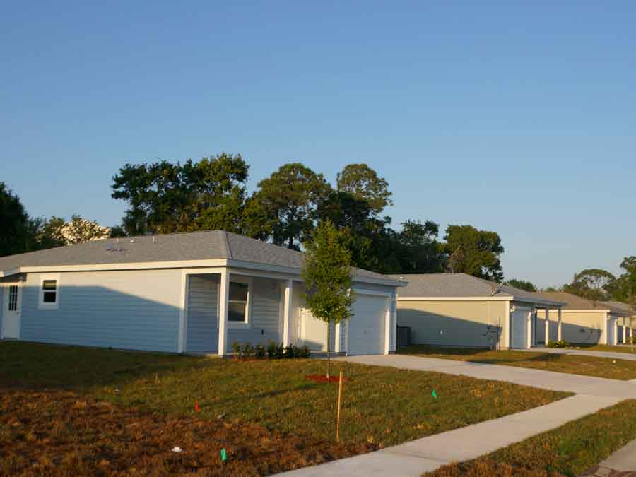 Affordable Homes Vero Beach Florida