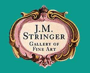 J.M. Stringer Gallery of Fine Art Vero Beach FLorida logo