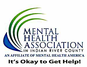 Mental Health Association in Indian River County logo Vero Beach Florida logo
