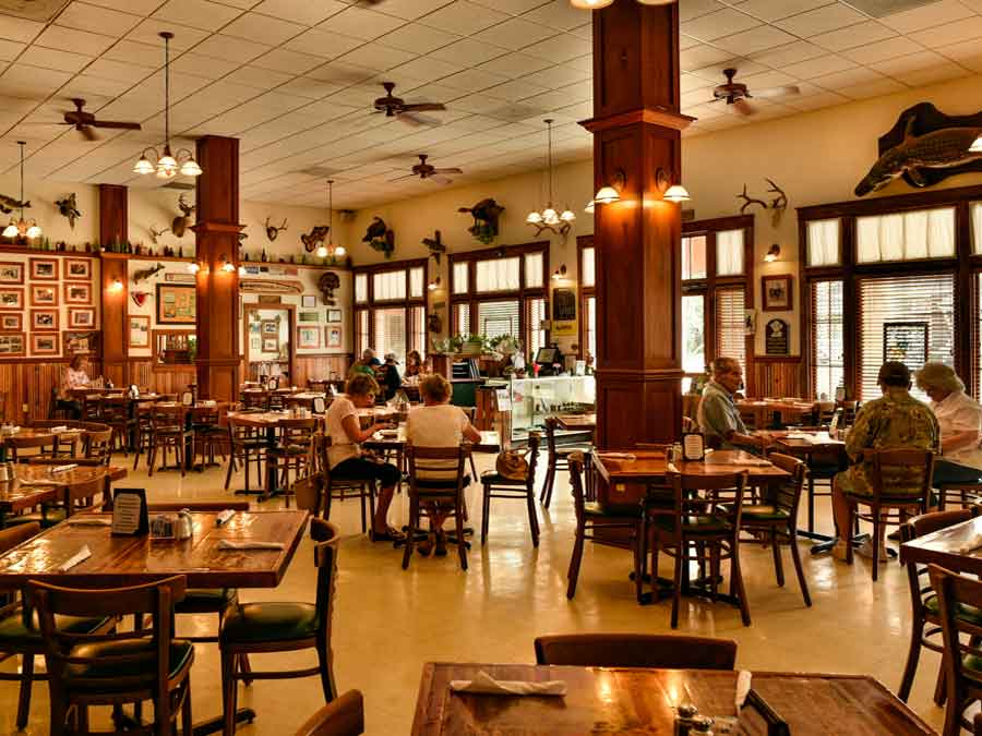Fellsmere Restaurants Marsh Landing