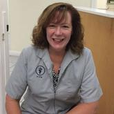 Dr. Mary Restis Kirby of the Kirby Veterinary Hospital Vero Beach Florida