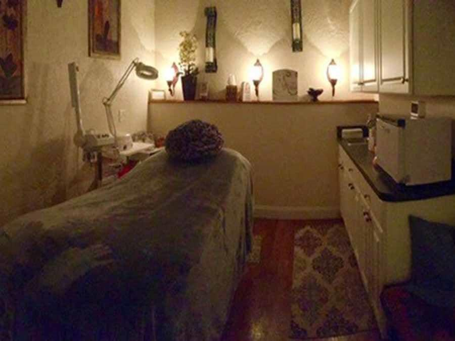 Professional Massage room