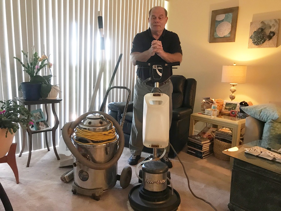 Maxfield Carpet & Upholstery Cleaning Vero Beach Florida