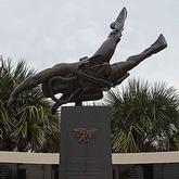 The National Navy UDT-SEAL Statue