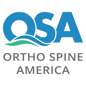 Ortho Spine America Logo Vero Beach Florida