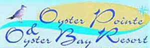 Oyster Pointe & Oyster Bay Resort logo