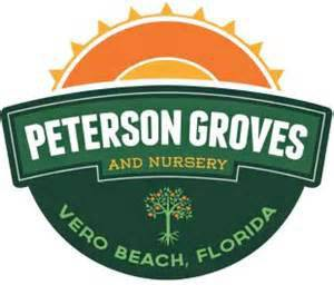 Peterson Groves Vero Beach Florida logo