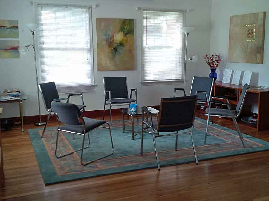 Center for Spiritual Care Vero Beach Florida meeting room