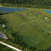Sebastian Soccer Fields aerial view