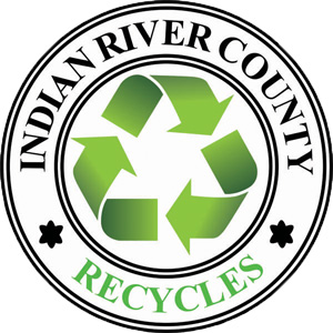 Indian River County recycling logo