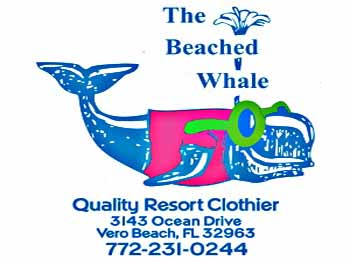 Beached Whale Logo