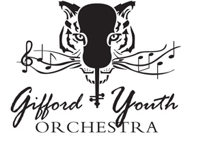 Gifford Youth Orchestra Logo Vero Beach Florida