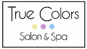 True Colors Salon & Spa Logo