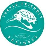Turtle friendly business logo