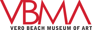 Vero Beach Museum of Art logo Vero Beach Florida logo