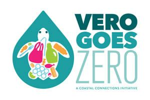 Vero Goes Zero plastic reduction logo