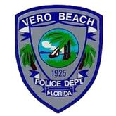 Vero Beach Police Department Vero Beach Florida patch