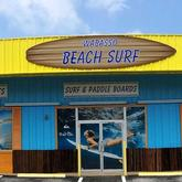 Front view of Wabasso Beach Shop Vero Beach Florida