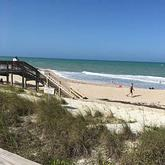 View of Wabasso Beach Vero Beach Florida